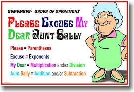 http://www.amazon.com/Remember-Order-Operations-Classroom-Poster/dp/B005MRT4SK