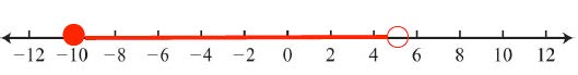 my number line