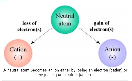 What is an ion and how is it different from an atom? | Socratic