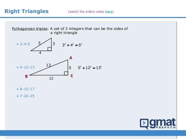 https://www.slideshare.net/GMATPrepNow_free/gmat-geometry-everything-you-need-to-know