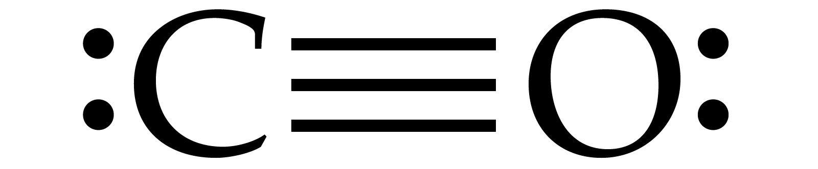 What Is The Lewis Dot Structure For Carbon Monoxide Socratic