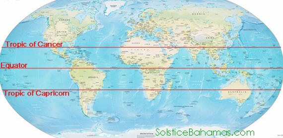 tropic of cancer world map What Are The Tropic Of Capricorn And The Tropic Of Cancer Socratic