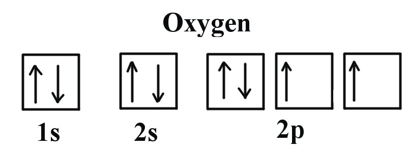 How do yo write the orbital diagram for oxygen? | SocraticSocratic