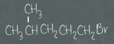 ChemSimplified.com - Condensed structural formula; omit horizontal bonds