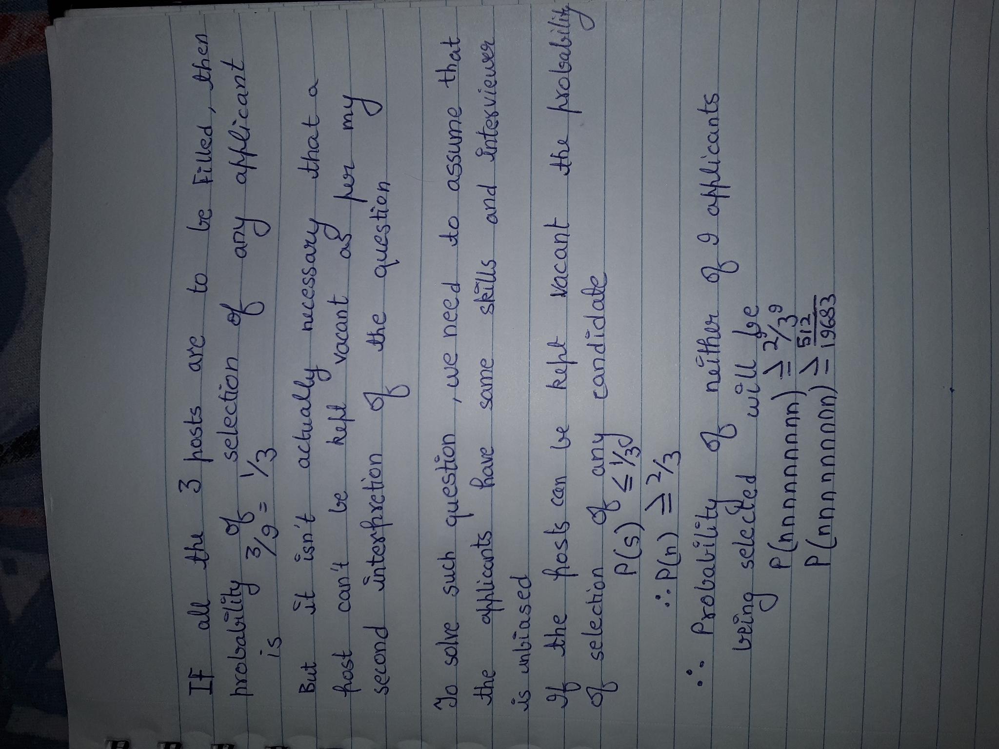 self written