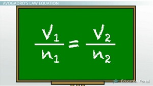 http://study.com/academy/lesson/molar-volume-using-avogadros-law-to-calculate-the-quantity-or-volume-of-a-gas.html