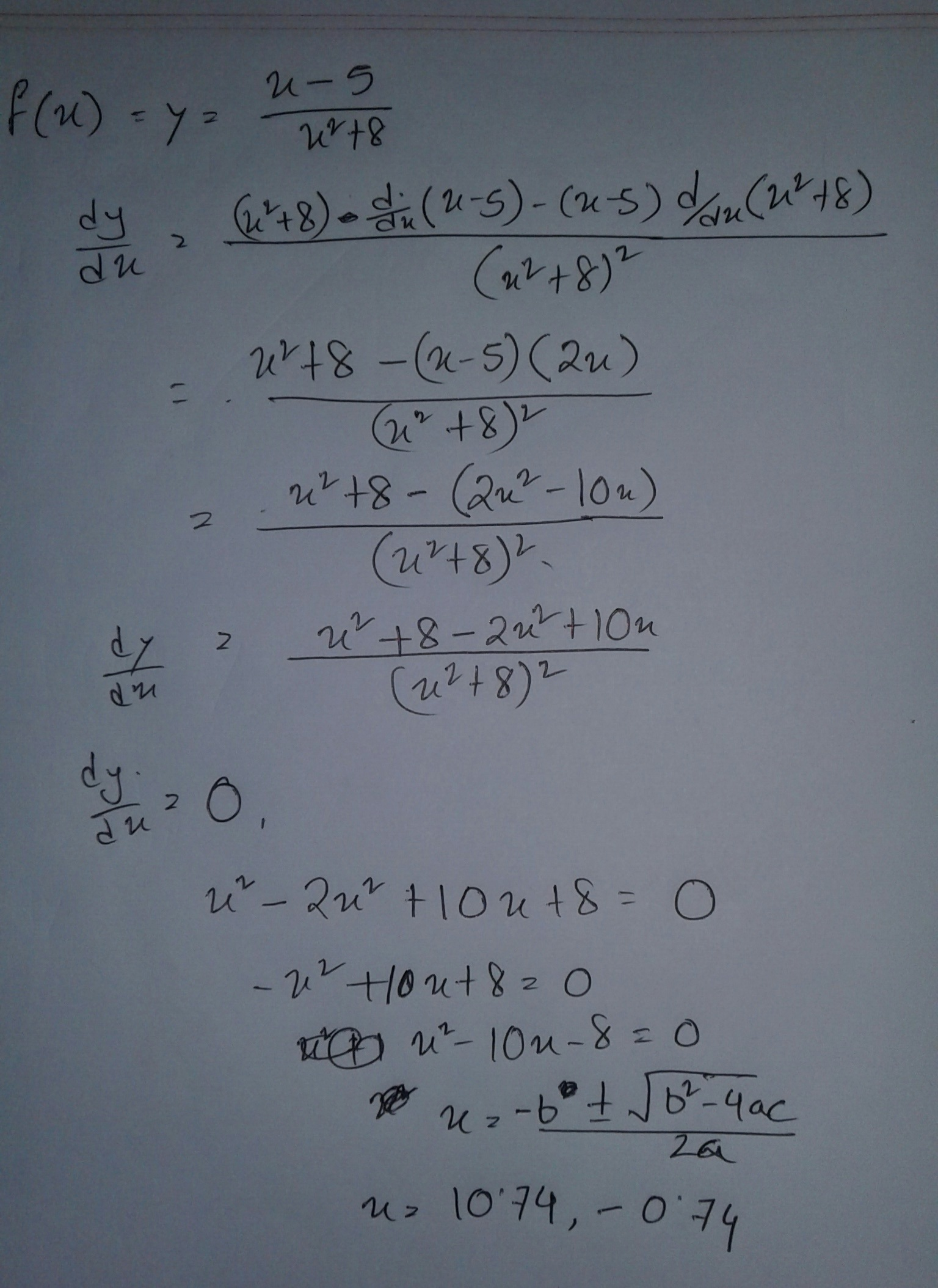Kevin's math